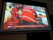 Prezentace cvičení záchranných složek vJelení Hoře