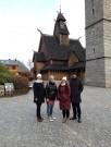 Návštěva svatyně Wang vobci Karpacz
